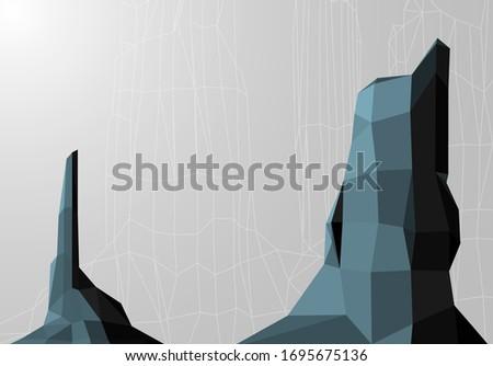 western desert two rocks