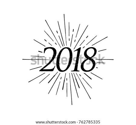 2018 with vintage sunburst