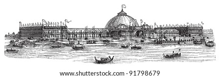 world exhibition building