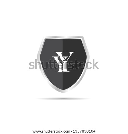 Y and y creative initial
