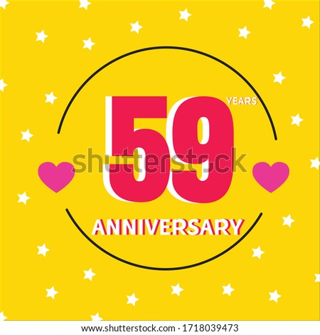 59 year anniversary celebration