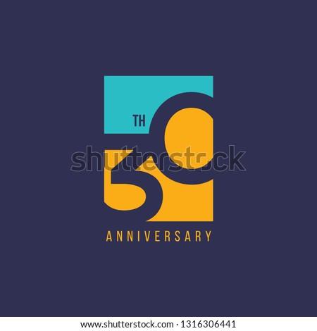 30 Year Anniversary Vector Template Design Illustration Stock photo ©
