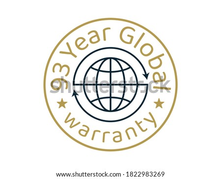 93 year global warranty images