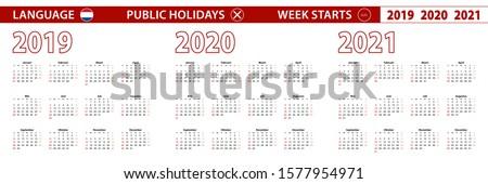 2019  2020  2021 year vector