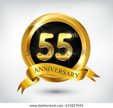55 years anniversary...