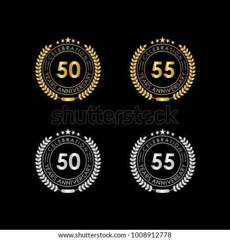 50 55 years anniversary...