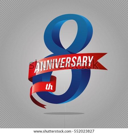 8 years anniversary celebration ...