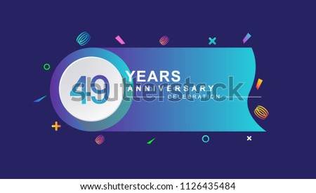 49 years anniversary