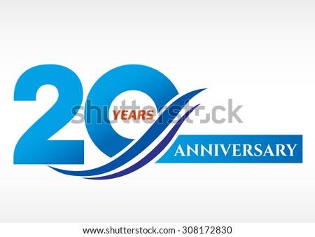 35 Year Anniversary Illustration Download Free Vector Art Stock
