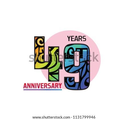 49 years anniversary with