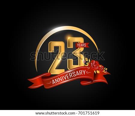 23 years golden anniversary
