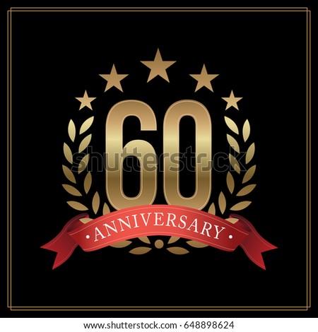 60 years golden anniversary...