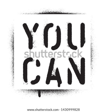 ''you can'' motivational quote