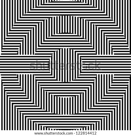 A black and white circles
