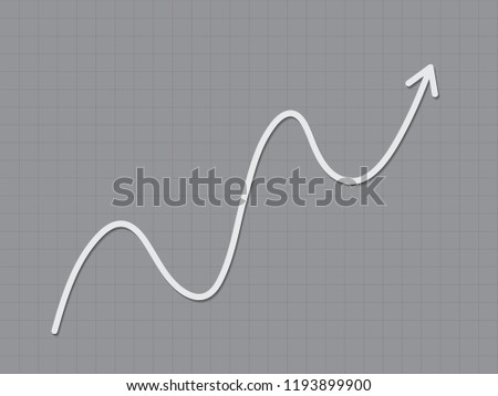 Painting Growing Graph Download Free Vector Art Stock