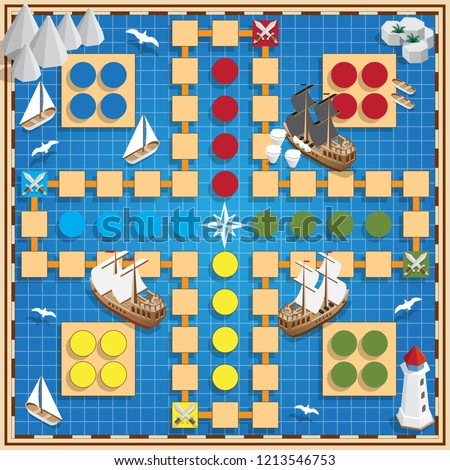 Ludo board free psd download (26 Free psd) for commercial