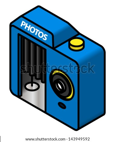 Photo Booth Camera Clip Art