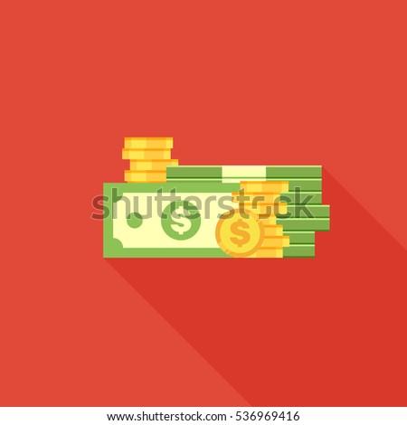 a bundle on dollar bank notes