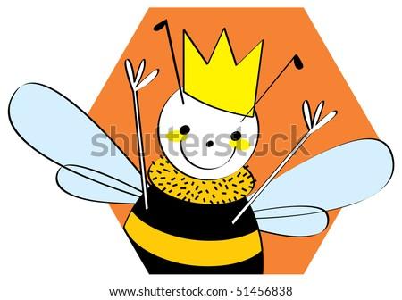 Honeybee queen  Images  The Bee Photographer  Eric