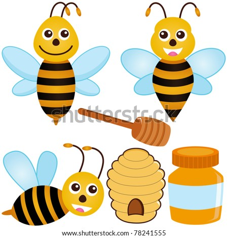 adobe illustrator how to make a bee hive