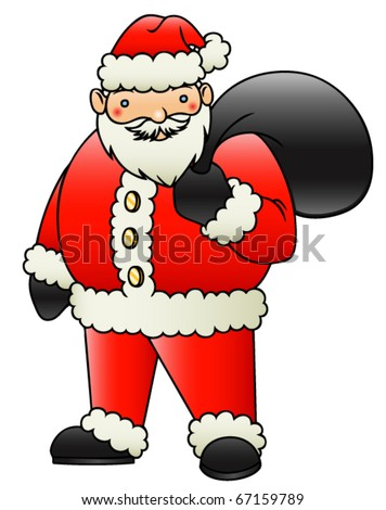 How To Draw Santa Clause   New Calendar Template Site