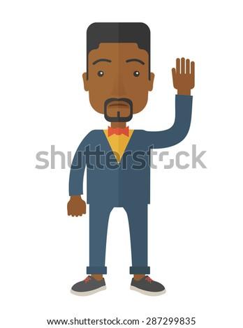 a failure black businessman