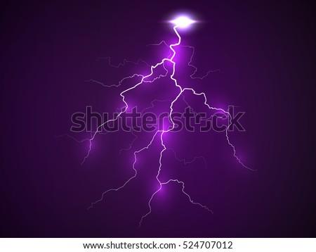 Purple Lightning Bolt Clip Art Purple Lightning Png Stunning Free Transparent Png Clipart Images Free Download