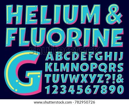 a fun and whimsical sans serif