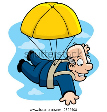 A golden parachute