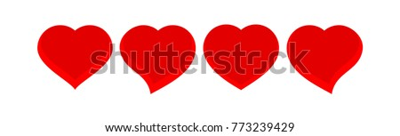 a heart love vector images of
