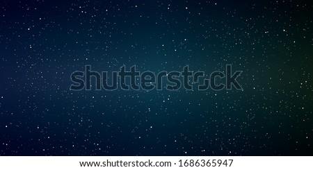 A high quality of universe, Abstract vector background, Star universe background, Starry sky, Vector illustration.