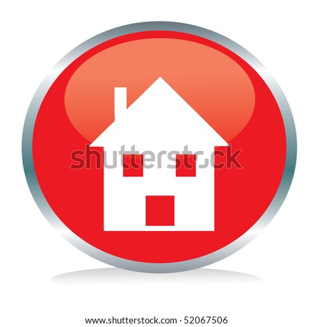 A house button sign