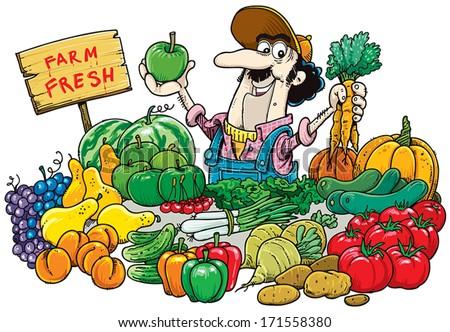 free vegetables market vector download free vector art stock rh vecteezy com Protein Clip Art Protein Clip Art