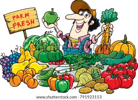 farmers market vector produce download free vector art stock rh vecteezy com farmers market clipart images farmers market clipart free