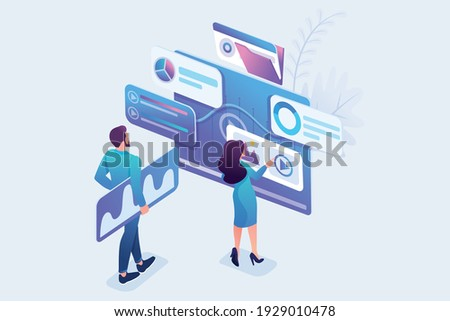 A representation is a beautification, translation or visual clarification of a book, idea or interaction, intended for coordination in distributed media, like banners, flyers, magazines, books etc. Foto stock ©