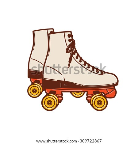 a roller skate classic commonly