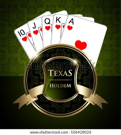deutsch texas holdem