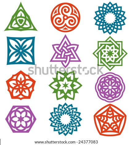 stock-vector-a-series-of-graphic-elements-based-on-geometric-patterns-24377083.jpg