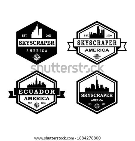 a set of blackstone logo   a