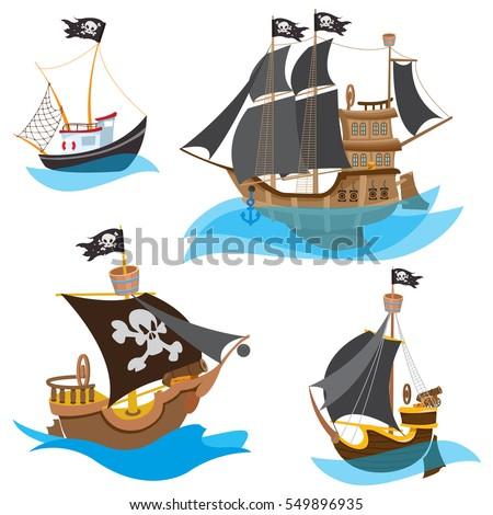 a set of illustrations