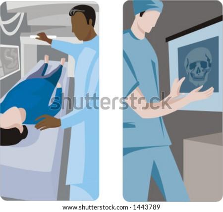 clip art x-ray