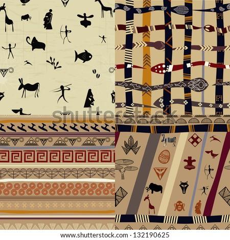 Primitive Stitches, primitive stitchery patterns