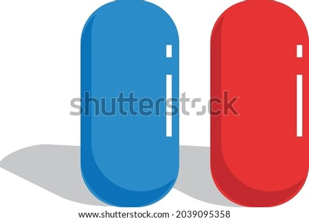 a simple vector illustration of