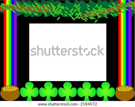 a st patrick's day photo or