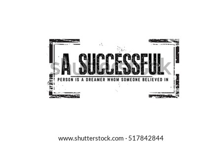 a successful person is a