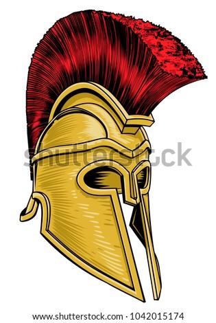 a trojan  spartan ancient greek