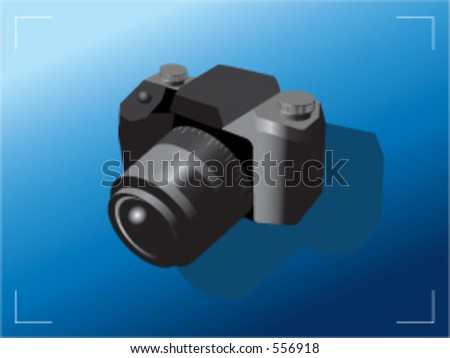 A vector based camera