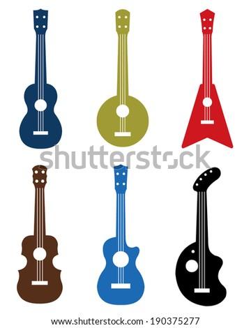 Illustrator symbols guitar free vector download (216,939 Free ...