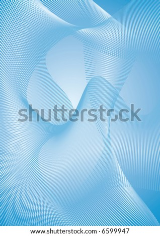 A vector grid background made by hundreds of lines the lines are separated in layers, full editable - stock vector