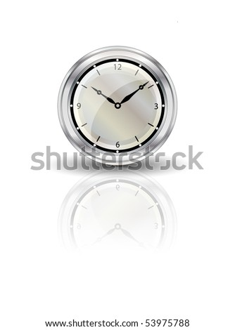 stock-vector-a-vector-illustration-of-a-clock-with-reflection-on-white-background-53975788.jpg